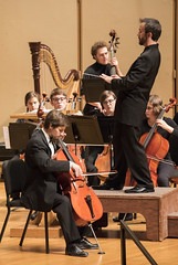 Philharmonia (Luther College _ Photo Bureau) Tags: music orchestra philharmonia willheller cflmainhall