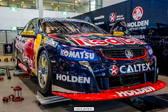 Jamie Whincup's Redbull Commodore (lifedistilled) Tags: ford sydney racing 500 olympicpark development redbull v8 homebush holden supercars dunlop 2015