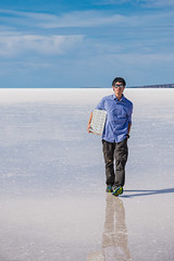 Lake Gairdner, SA, Australia (Kevin Chuang!!) Tags: travel sunset panorama lake nikon australia saltlake backpacking  outback takeshi sa backpacker southaustralia     kaneshiro  1835   d600   takeshikaneshiro workingholiday 1835mm gairdner lakegairdner