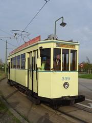 TTO Electric tram N 339. (Franky De Witte - Ferroequinologist) Tags: de eisenbahn railway estrada streetcar tramway chemin fer strassenbahn spoorwegen ferrocarril ferro ferrovia     tramlijn