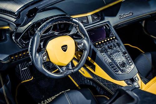 Mansory Aventador Carbonado Apertos