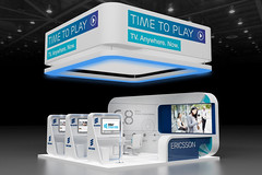 Exhibition Stand Interactive Screens
