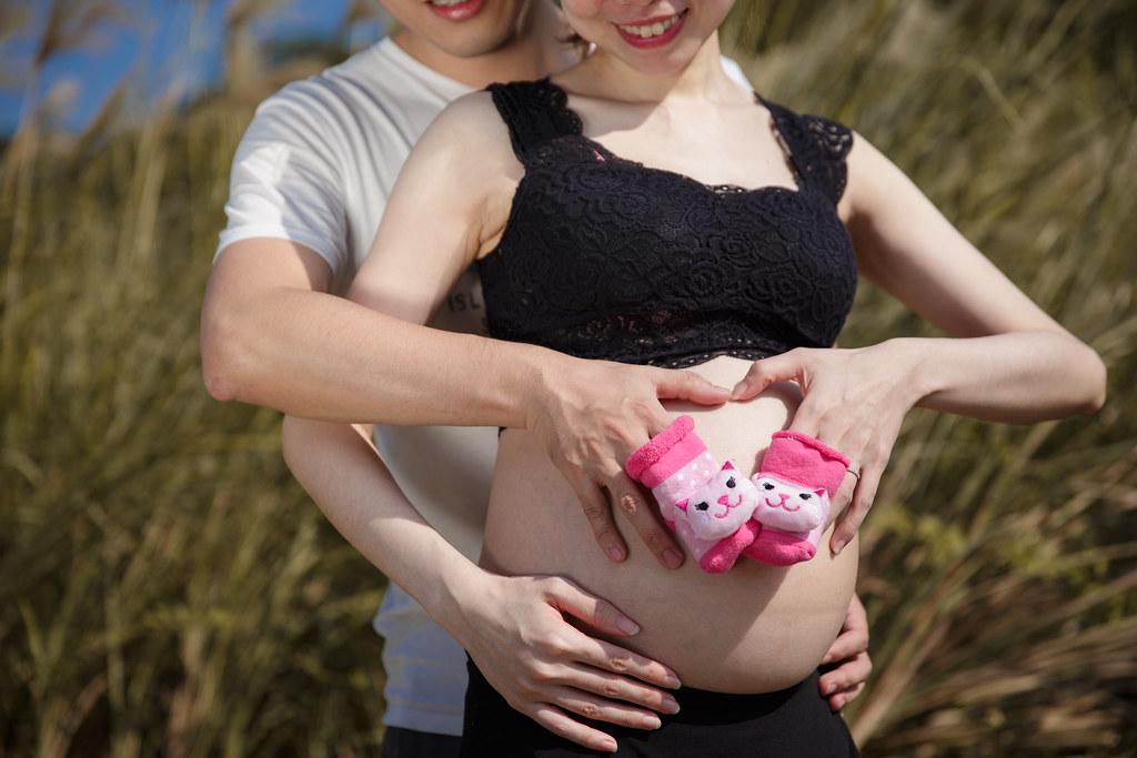 孕婦寫真,孕婦攝影,樹林孕婦,芒草孕婦,草原孕婦,Ajax&Far169