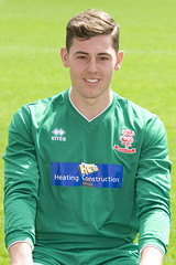 Richard Walton, Lincoln City (League Football Education) Tags: greatbritain sport football soccer lincolnshire lincoln squad lincolncity 2014 030815 richardwalton 201516 20142015 03aug15