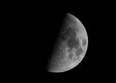 Waxing Moon (bartlepm) Tags: moon macro nature photography wildlife peter tamron lunar waxing bartlett registax 1200mm teleonverter