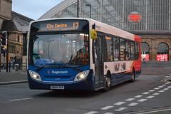 Stagecoach AD Enviro 300 27147 SN64OHV - Liverpool (dwb transport photos) Tags: bus liverpool alexander dennis stagecoach enviro 27147 sn64ohv