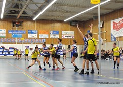 BW_Dalto_151219_309_DSC_3573 (RV_61, pics are all rights reserved) Tags: amsterdam korfbal blauwwit dalto korfballeague robvisser rvpics blauwwithal