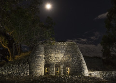 By The Light Of The Silvery Moon (SteveKPhotography) Tags: sony stevekphotography slta99 a99 alpha sal1635z variosonnar163528za variosonnart281635 za carlzeiss night moon moonlight light lightpainting kiln limekiln landscape longexposure scenery scenic dark nocturnal outdoors carabooda westernaustralia australia