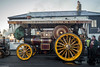 MAJESTIC! (Ben Matthews1992) Tags: stotfold christmas roadrun 2016 bedfordshire uk britain british england vehicle transport haulage old vintage historic preserved preservation classic steam engine traction 1922 burrell majestic 3890 cr6645 7nhp herberts galloping horses