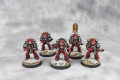WB flamers 01 (Celsork) Tags: word bearers 30k legion legionary warhammer troop flamers support unit horusheresy heresy games workshop forge world colchis