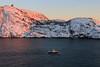 IMG_5762_Pilot Boat+ (daveg1717) Tags: signalhill cabottower thenarrows thepilotboat sunrise stjohns newfoundlandlabrador