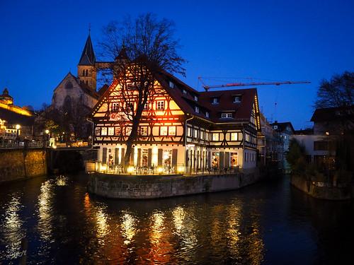 Stadtansichten Esslingen