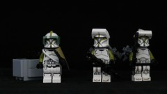 Pub Scrubs - Rebirth (Ψik') Tags: star wars lego clones jaku 253rd elite legion trooper clone