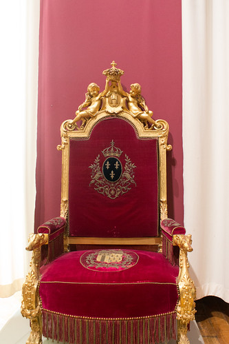 Chaise royale