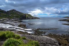 Scavaig River, Loch Coruisk, Isle of Skye (edward.butleredb) Tags: scavaig shortest river loch coruisk lochcoruisk elgol isle skye scotland rocks mountains