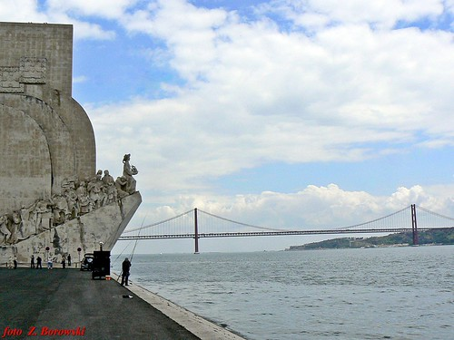Lisbon - bridge April 25 (Ponte 25 de Abril)