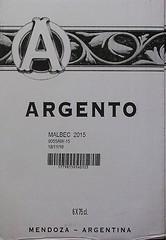 BOX (streamer020nl) Tags: mendoza argentina wine vin wijn doos box 6 bottles flessen argento malbec