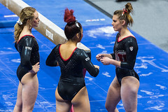 Utah vs Stanford-2017-731 (fascination30) Tags: utah utes gymnastics stanford nikond750 tamron70200