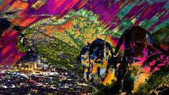 descend (Bookriver.) Tags: descend art japan abstract surreal mountain bookriver