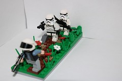 Last Path Of Escape (moc_maker) Tags: star lego 4 wars yavin moc