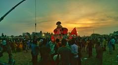 Bon Voyage (Alan Vel) Tags: india festival god traditional madras divine ganesh marinabeach hindu chennai hinduism tamil deity tamilnadu nexus chaturthi southindia lordganesha santhome mylapore ganapathy triplicane mobilephotography vinayagarchaturthi nexusphotography pattinapakkam