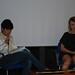 "La serata con la scrittrice Giorgia Wurth • <a style=""font-size:0.8em;"" href=""http://www.flickr.com/photos/14152894@N05/21486844970/"" target=""_blank"">View on Flickr</a>"