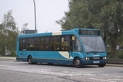 Arriva the Shires 2505 YJ58PKU (Will Swain) Tags: uk travel england bus buses station britain buckinghamshire transport central september mkc milton keynes mk 20th arriva 2505 shires 2015 yj58pku