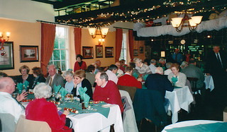 Dec 2004 Christmas lunch 02