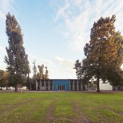 (maxelmann) Tags: autumn architecture germany saxony herbst agra 11 leipzig le sachsen architektur eleven quadrat quadratisch maxelmann leipzigerstadtansichten leipzigimquadrat
