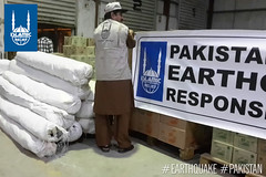 Islamic Relief Pakistan is responding to the effected areas in Pakistan from the earthquake that occurred Monday, Oct 26.