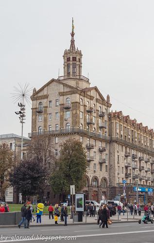 Kyiv Khreshchatik