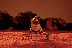 The Martian (thereeljames) Tags: film movie lego ridleyscott astronaut legos movies minifig martian minifigure mattdamon themartian legopics legophotography