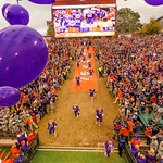 Wake Forest at Clemson - Mcinnis Photos