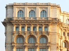 Bucharest, Romania (Aug-2015) 006 (MistyTree Adventures) Tags: urban building architecture europe cityscape outdoor romania bucharest palaceoftheparliament