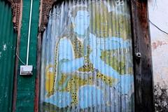 Street Art (harshiitt) Tags: street india abstract art colors weed grafiti wallpainting shiv bholenath