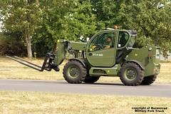 Military Fork Truck EPRA 24-08-2015 (Burmarrad) Tags: truck military fork epra 24082015