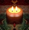 kerze -1 (Enjoy my pixel.... :-)) Tags: weihnachten advent candle kerze 2015 ymas