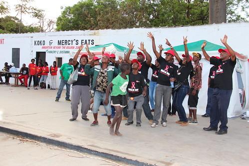 #ZEDMeFree HIV Awareness Concert, Lusaka, Zambia