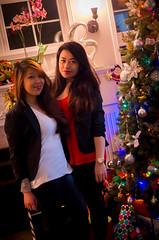 Christmas Party (jeysiboi) Tags: christmas winter ladies party tree beautiful fun happy holidays pretty gorgeous filipino teampilipinas