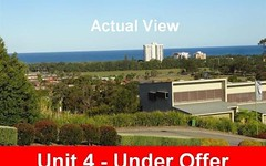 Unit 4 Outlook Place, Coffs Harbour NSW