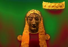 Greece 45 (marek O) Tags: museum gold colours greece jewellary