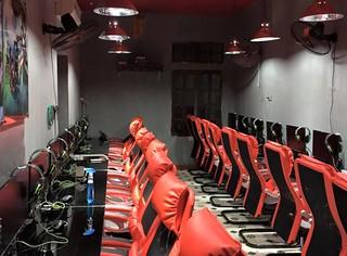 Sang nhương quán Game 35 máy tại Vĩnh Tuy
