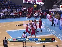 PBA Purefoods VS Barako Bull 13 December 2015 (phtambayantv) Tags: sports basketball december sunday bull 12 13 pba purefoods barako 2015