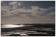 El Rompido - Playa de Cartaya (Victoriano Rivero) Tags: blue sea espaa cloud paisajes naturaleza sun sol water azul mar andaluca agua nikon huelva playa ciudades lugares nubes fotografia nuages ra llanura elrompido nikond90 joselosada