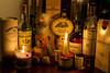Whisky Galore (stephenmulvaney) Tags: candlelight skye scotch lowlight whisky scoland