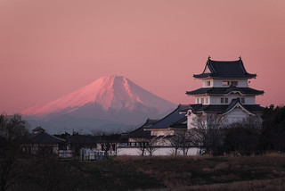 Fuji and Sekiyado Castle