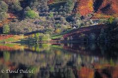 Doune Bothy (ddl58) Tags: autumn bothy byre doune landscape loch lomond reflections scotland westhighlandway winter