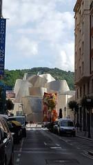 Guggenheim, a fantastic building!