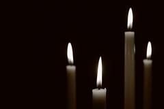 Candles.. (m.rsjoberg) Tags: dalecarlia dalarna sverige sweden bokeh lowkey f28 24mm 70d canon white black vit vitt svart sepia monochrome fs161218 fotosöndag fotosondag lights light candles candle ljus stearin stearinljus four fyra dark mörkt