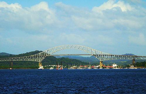 Bridge of the Americas OR Puente de las Américas OR Thatcher Ferry Bridge - Panama 18